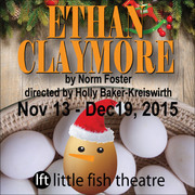 Ethan Claymore by Norm Foster