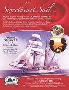 Tall Ship Sweetheart Sail