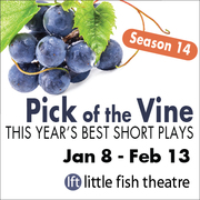 Pick of the Vine: Season 14, This Year's Best Short Plays