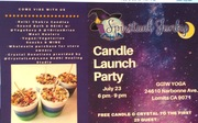 Spiritual Junky Candle Launch Party!