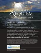 "Mozart's ""Requiem Mass in D"""