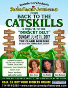 """Senior Comedy Afternoons """"Back to the Catskills"""""""