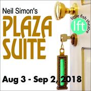 Neil Simon's comedy PLAZA SUITE