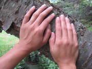 Joell Jacob hands