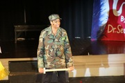 General Genghis Khan Schmitz in Seussical the Musical - LTOS