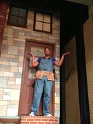 Gary Coleman in Avenue Q - Cohasset Dramatic Club