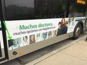 Neighborhood Health Plan of RI - Bus Billboard