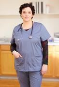 Tiffany Howcroft Nurse Serious