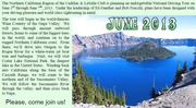 2013 Driving Tour - Crater Lake and More