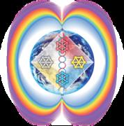 Globally synchronized Full-On FULL MOON Rainbow Bridge Meditation