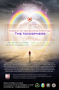 """Activating our Sixth Sense and Entering the Mind of Gaia: The Noosphere - with Stephanie South/""""Red Queen"""""""