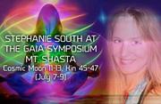 Stephanie South to present at the Gaia Symposium