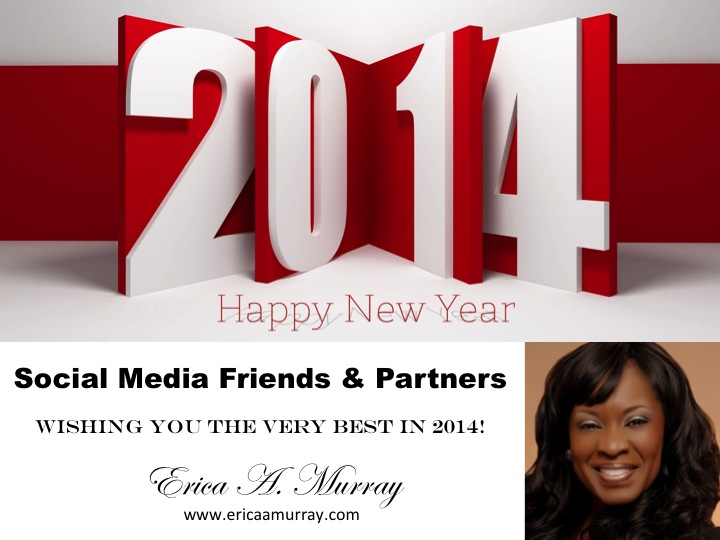 Erica A. Murray New Year