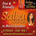 Salsa Wednesdays in North London - New Course!