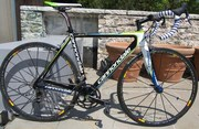 My New Cannondale SuperSix