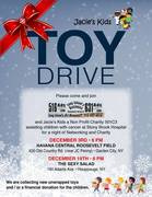 516Ads/ 631Ads ... Special Event! Holiday Gathering/ Collecting Toys for Jacie's Kids