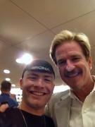 I met him too!