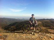 LA Mtn Biking- Topenga Canyon