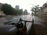 Bike in Rain 6.18.14