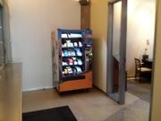 Bicycle parts vending machine!