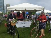 Chainlink at Bike the Drive 2015