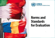 UNEG webinar: updated Norms & Standards for Evaluation: why are they important & how will they impact work, 18 Oct, 2016