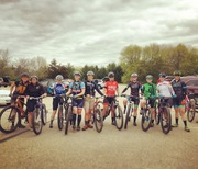 Women's Dirt Days #1 at Kettle Moraine 5/7/16