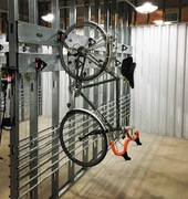 Bike Parking at My Office