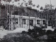 01 The construction of Buakonikai church. Early 1970s