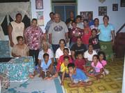 Sigrah family, Lelu, Kosrae 2005