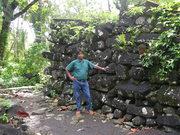 My scenery photo - Lelu ruins,  Kosrae 2005a