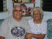 Sigrah family - John & Keiko, Lelu, Kosrae 2005