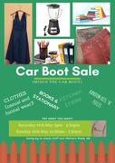 Stuff Sale! 11-12 May 2019
