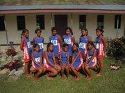 Banaban Primary School competing Cakaudrove Primary Schools meet