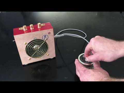Cigar Box Amp #2