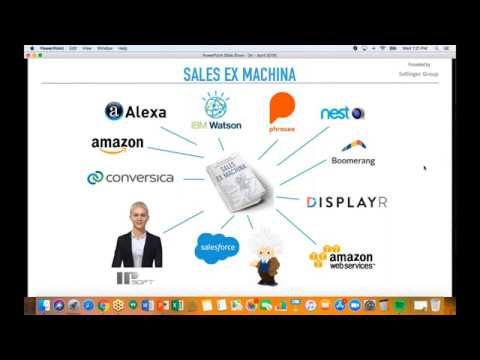What Does AI Have In Store for B2B Sales
