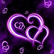 Crossed hearts
