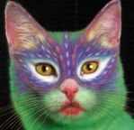 Cooled color cat