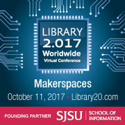 Presenters - Library 2.017: Makerspaces