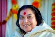 Shri Mataji has beautiful eyes!!!