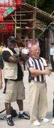 Sifu Johnson and Master Cheung