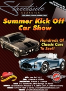 Kick Off to Summer StreetSide Classics June 2017