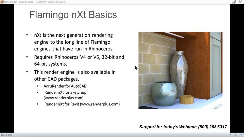 Flamingo nXt Basics Part 1 - Overview