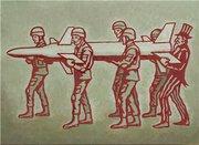anti-war parody