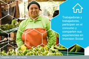 Concurso: Inversión Social Sostenible por parte de las Plantaciones de Trabajo Contratado