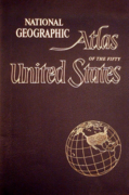 1960 NGS Atlas of The Fifty United States...1st ed.