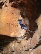 Hellfire sport climbing