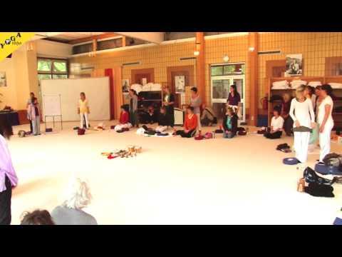 Yogaspiele und Fantasiereisen für kleine Yoginis