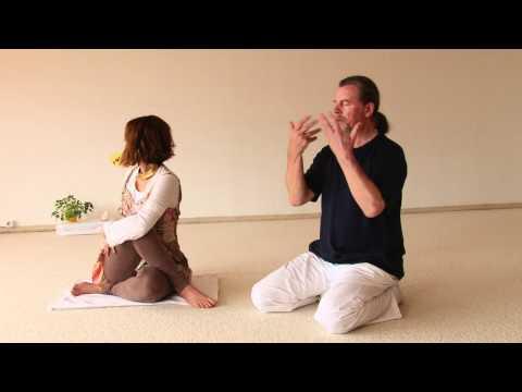 Prana-Yoga - was ist das? Interview und Vorführung mit Bhajan Noam