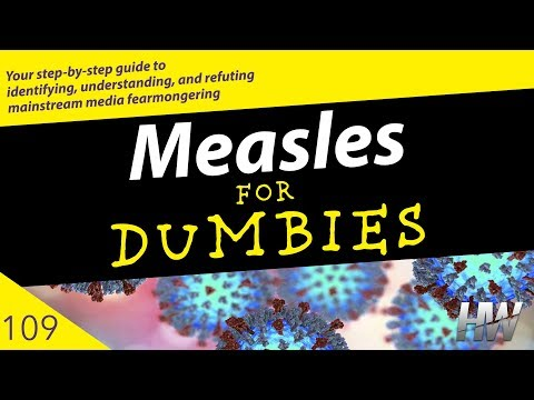 MEASLES FOR DUMBIES
